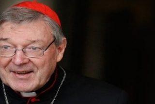 Australia acusa a Pell de haber conocido el caso de un sacerdote pederasta y no tomar medidas