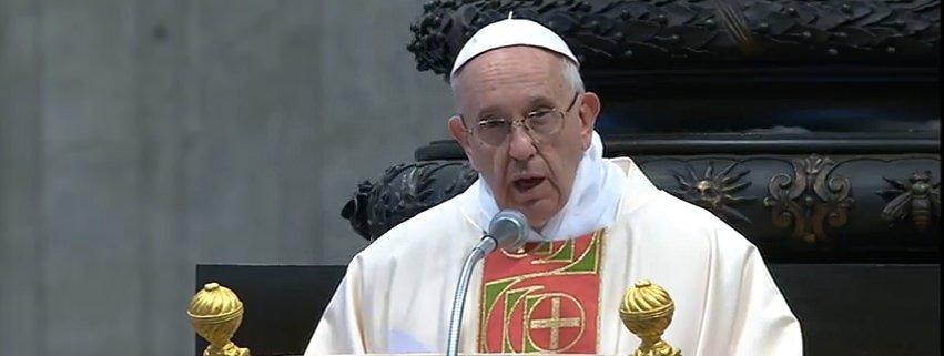 """El Papa arremete contra """"la corrupción, que arrasa con todo y se infiltra en todas partes"""""""