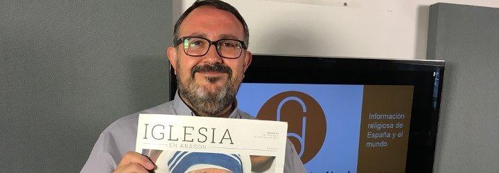 """José Antonio Calvo: """"La comunicación interna en la Iglesia no es una batalla, es una guerra y hay que ir poco a poco"""""""