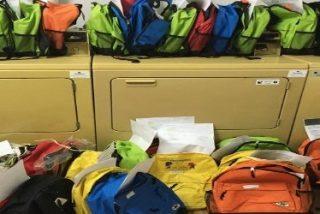 Mensajeros y Correos recaudan 36.000 euros para niños sin recursos