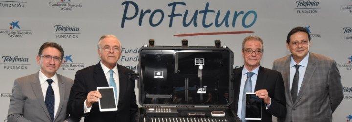 César Alierta e Isidro Fainé presentarán el programa 'ProFuturo' en la cumbre interreligiosa de Asís
