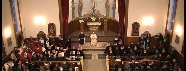 """Oración del Papa por la paz: """"Que los pueblos en guerra aprendan el camino del diálogo y del perdón"""""""