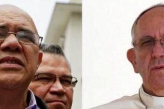 La oposición invita formalmente al Papa a mediar en el diálogo en Venezuela