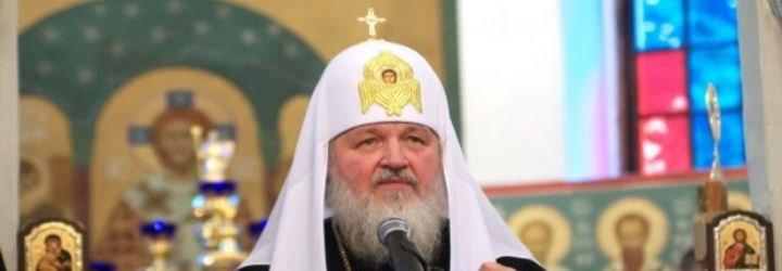 El patriarca de Moscú respalda una propuesta para prohibir el aborto