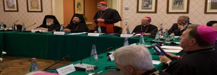 La Comisión católico-ortodoxa alcanza un histórico acuerdo sobre sinodalidad y primado