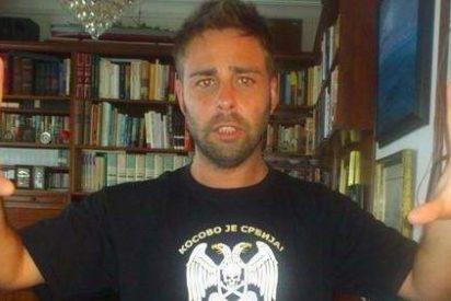 Sus fotos en plan 'machote' le cuestan el puesto en Ciudadanos Galicia a 'Toni el serbio'