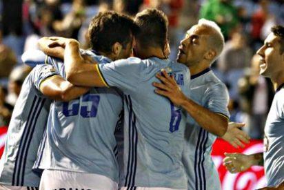 El Villarreal se pone cuarto y Valencia y Celta escalan en la tabla