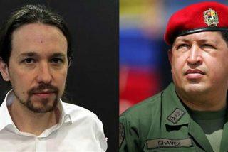 Ocho años de la muerte de Hugo Chávez: Así lloraban Pablo Iglesias y Podemos la partida del tirano