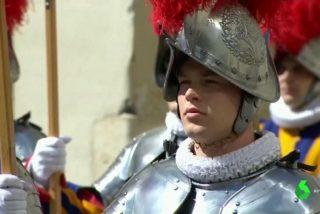 El Papa busca en Internet reclutas para su Guardia Suiza