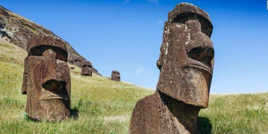 Arqueología: descubren el verdadero propósito detrás de las misteriosas estatuas de la Isla de Pascua