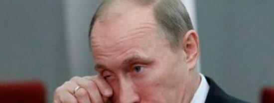 'Un lobo viejo y enfermo': Vladimir Putin comienza a 'infectarse' de coronavirus