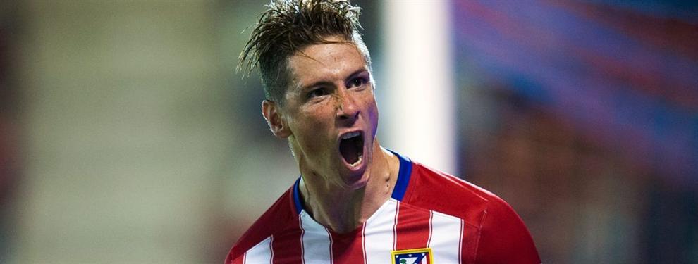 """Fernando Torres: """"Este equipo tiene gol, lo de Alavés y Leganés fue un accidente"""""""