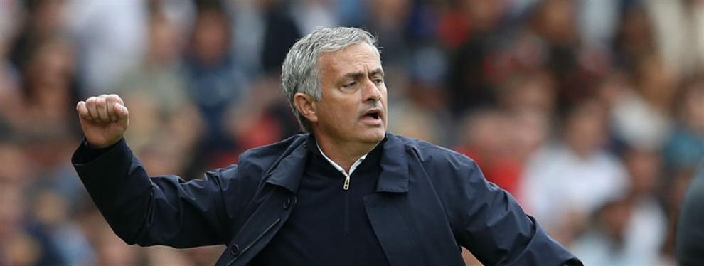 A Mourinho nunca le tiembla el pulso para cortar cabezas