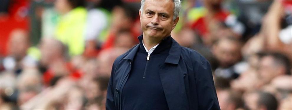 Acusan a Mourinho de tirar a la basura la Europa League
