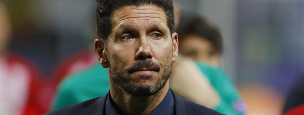 """Cholo Simeone: """"El esfuerzo del equipo ha sido enorme"""""""