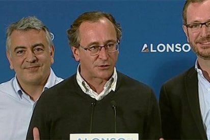 """Alfonso Alonso: """"Hemos sacado un magnífico resultado en el País Vasco"""""""