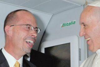 """John L. Allen: """"Los periodistas debemos dar gracias a Dios por un papa como Francisco"""""""