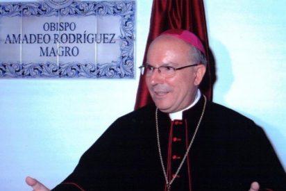 """Amadeo Rodríguez Magro: """"El episcopado es un ministerio en el que o sirves o dejas de ser feliz"""""""