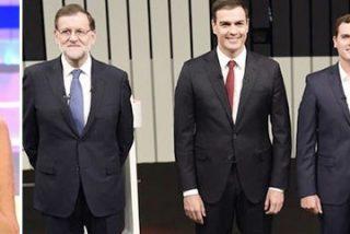 """Ana Rosa estalla contra todos los políticos: """"Los partidos siguen haciendo caja y están mejor que nunca"""""""
