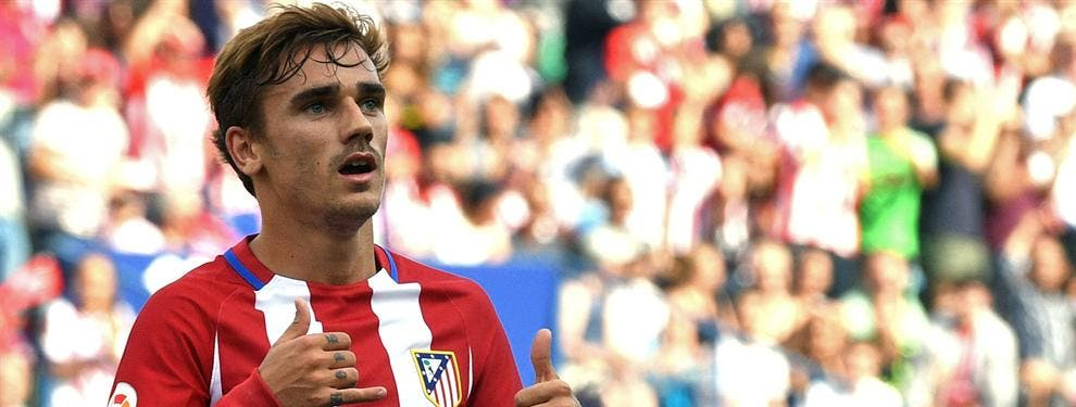 """Antoine Griezmann no va a llegar al nivel de Cristiano Ronaldo o Messi"""