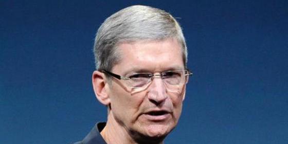 Tim Cook: Apple cotiza en máximos anuales en la fecha de lanzamiento del iPhone7