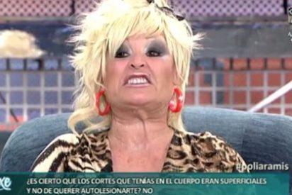 """La ordinariez de Aramís Fuster a Kiko Matamoros: """"Me hago unas bragas con tus pellejos"""""""