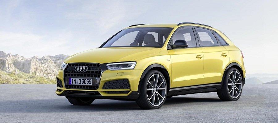 Audi actualiza el Q3