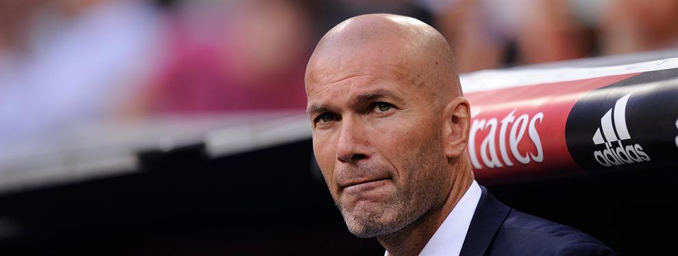 Aviso (contundente) a un crack del Madrid: la decisión de Zidane está tomada