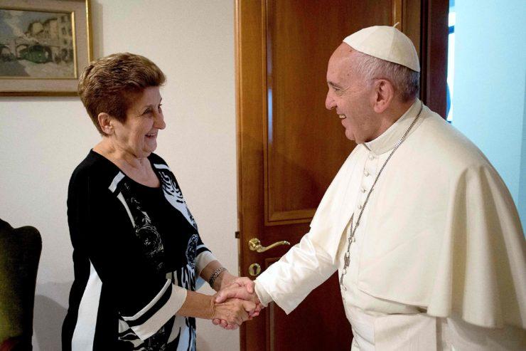 """El Papa, al Bambino Gesù: """"Sean siempre una gran obra de caridad"""""""