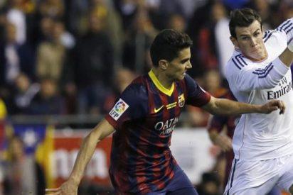 Bartra recibe llamadas desde el Camp Nou para animarle ante el Real Madrid