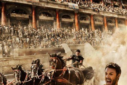 """""""Ben Hur"""". Nueva adaptación simplificada a la búsqueda del gran publico"""
