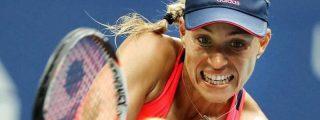 La alemana Angelique Kerber, campeona y número uno en el Open de Nueva York