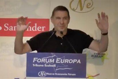Donde las dan, las toman: Vox se la devuelve a Otegui y boicotea una intervención suya en Bilbao