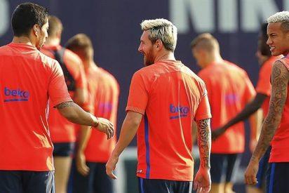 """Bombazo en el vestuario del Barça: """"¡Me voy al fútbol chino!"""""""