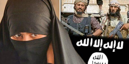 ¿Por qué a las bestias del ISIS les acojona ahora que las mujeres lleven burka?
