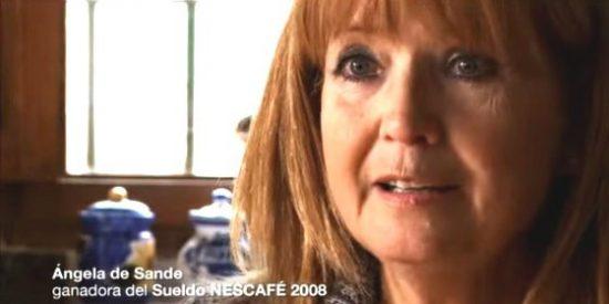 El amargo trago de la vecina que debe devolver 17.000 euros del paro por cobrar un 'sueldo Nescafé'