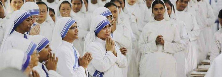 """India y Albania, las dos """"cunas"""" de Madre Teresa, celebran su canonización"""