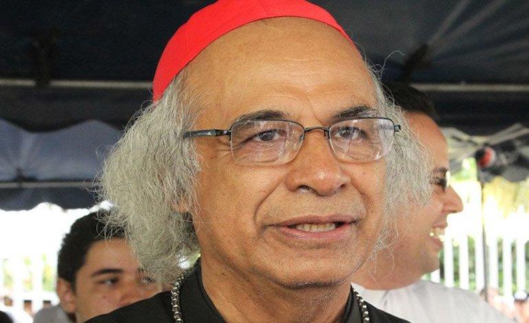 """El cardenal Brenes desmiente que esté """"coqueteando"""" con el Gobierno de Nicaragua"""