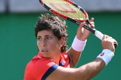 Carla Suárez se despide del US Open pese a tirar de orgullo en octavos