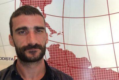 """Carlos Vico: """"La supervivencia es el combate ante uno mismo"""""""