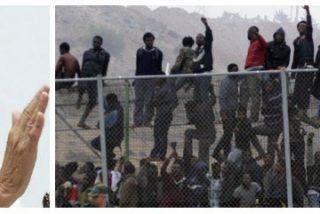 Carmena aplaude a los subsaharianos que saltaron la valle de Melilla: