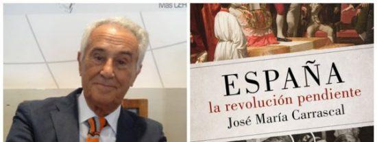 """José María Carrascal: """"En España se rinde demasiado culto al pasado y todo tiempo pasado no fue mejor sino peor"""""""