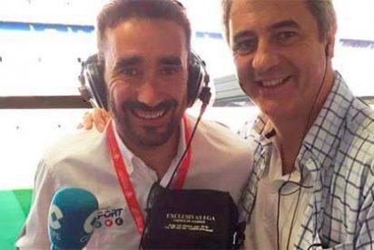 Juanma Castaño habla por primera vez del despido de Manolo Lama de 'Deportes Cuatro'