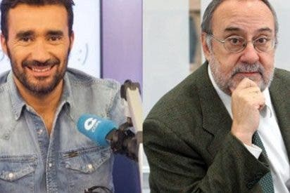 """Juanma Castaño explota contra el diario AS: """"Es acojonante que digan que José Francisco era el árbitro de Carrusel Deportivo"""""""