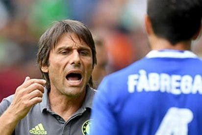 Cesc Fàbregas manda un mensaje a Conte... y éste le contesta