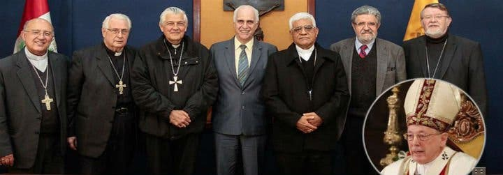 """Juan Luis Cipriani deja de ser Gran Canciller de la PUCP: """"El Papa me ha sacado"""""""