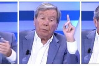 """Corcuera, a la yugular de Sánchez: """"¿Pero quién es él para decir cuál es el programa del PSOE?"""""""