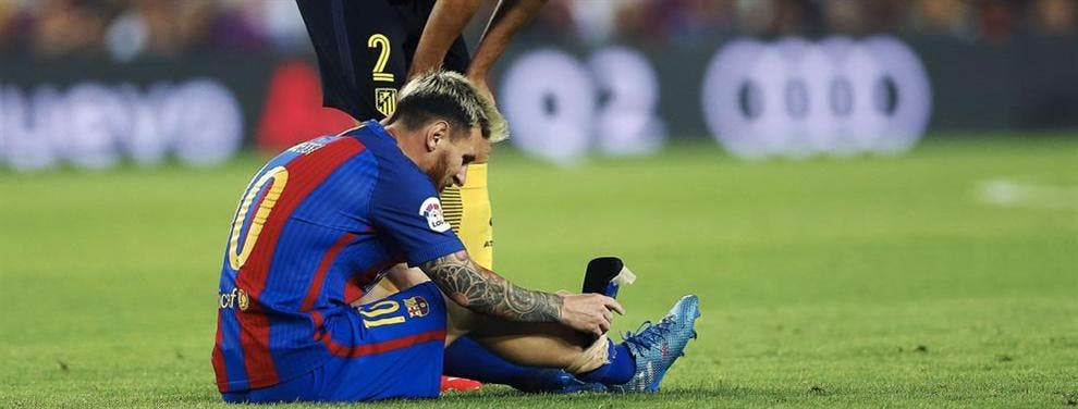 Cuándo podrá volver Leo Messi a los terrenos de juego