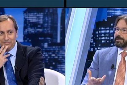 """Carlos Cuesta sentencia a Ricardo Martín por defender el 'no' a Rajoy: """"Seguid por ahí"""""""