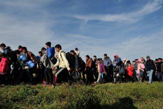 Cáritas, CONFER y Justicia y Paz instan a la comunidad internacional a proteger a los migrantes y refugiados